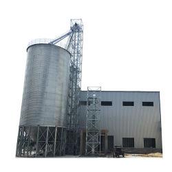 Weizen-Mais-Mais-Paddy-Stahlkorn-Speicher-Silo von 100t-750t