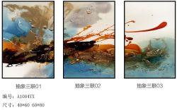 2017 Hot Vendedor Galpão de pintura a óleo, Arte Paiting
