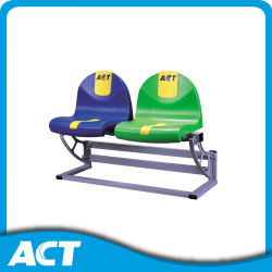 Durable all'ingrosso pp Made Plastic Bucket Seats per Gym