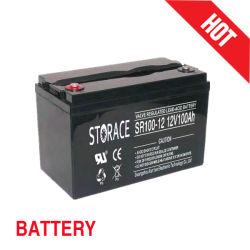12V 100Ah batería solar VRLA