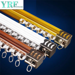 Hersteller-Großverkauf-Netz-Vorhang-Spur Rod Guangzhou-Foshan