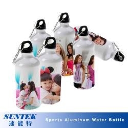 Алюминиевый корпус вакуумного Сублимация спорта бутылка воды