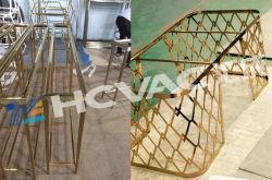 Revêtement de l'ion ARC PVD pour traitement de surface de la machine en acier inoxydable