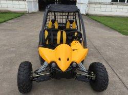 Kids Gas Electric Go Kart pour deux roues (KD 150GKT-2)