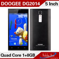 Ensemble de la vente plus bas prix pour 5 pouces à quatre cœurs Turbo Doogee DG2014 téléphone mobile intelligent