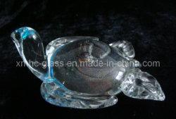 Van het Overzeese van het glas de Gift Kristal van de Schildpad