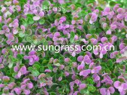 Parede Artificial decorativa grama para decoração de interiores e exteriores de flores artificiais (SUNW-MZ00014)