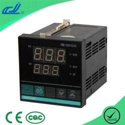 La temperatura y controlador (XMTD-618T) con función de ajuste de tiempo