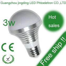 CE NAVIRE libre RoHS Ampoule de LED 3W