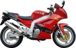 EPA/DOT Fast Racing Moto Vélo 250cc (HD250P-3)