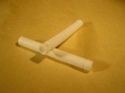 Industria textil Al2O3 de piezas de cerámica de alúmina