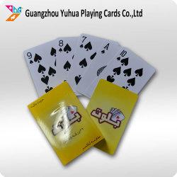 100% пластмассовых рекламы игральные карты поощрения карты покер