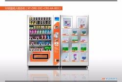 Het Stuk speelgoed van het geslacht en de Volwassen Betaling van de Steunen van de Automaat van Producten In Muntstuk, Nota en Creditcard