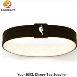 Черный Moustach силиконовый браслет резиновые Браслеты для подростков Мужчины Женщины