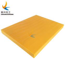 形成された出版物のHDPE UHMWPEシート、純粋で白いPE 1000の熱可塑性シート