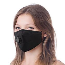 卸し売り多彩な美顔術の100%年の綿の反塵の口のマスク