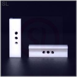التطبيقات الصناعية أجزاء الزركونيا Advanced Ceramics Zirconia Block