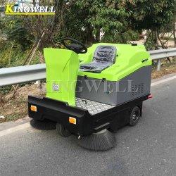 Промышленные складские дороги щеточная машина для продажи (КВТ-1400)