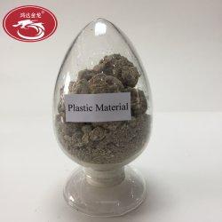 Пластиковый Castable Mullite огнеупорного пластика
