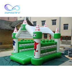 Надувной замок перемычки для использования вне помещений парк развлечений надувных игрушек Bouncer слайд