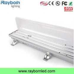 에너지 절약이 세륨 RoHS 0.6m 1.2m 1.5m 제품 IP65 물 증거 20W 40W 50W 60W LED 세 배 증거 빛 관에 의하여 점화한다