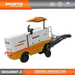 Высокая Effciency Shantui SM100mt-3 дороги фрезерный станок (устанавливается на заводе на выходе)
