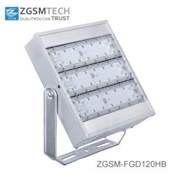 Baugruppe konzipierte 120W LED Flut-Licht UL verzeichnetes Dlc