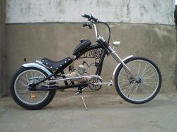 De Motor van de Fiets van Harley van de Prins van de Kruiser van de bijl met de Motor van de Benzine van Pertrol van de Cilinder van het Signaal