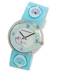 Silicona de moda caliente lindo precioso reloj patrón Animal