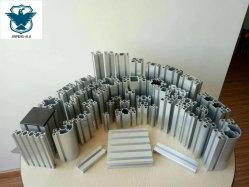 Het Profiel van de Groef van het aluminium T en van de Groef van V voor het Frame van het Aluminium