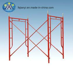 Usado para tubo de andaimes de garantia de qualidade de construção de andaimes em segunda mão