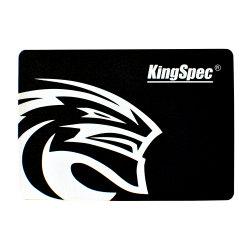 Disque dur SSD 2,5 pouces SATA3 de la FCC, Kingspec RoHS noir