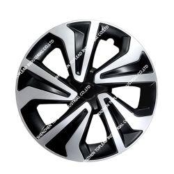 Universal de 2018 colorido y plata de plástico ABS/PP tapa rueda de coche