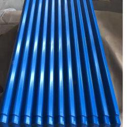 Vorgestrichener Stahl im Ring, vorgalvanisierter Stahl im Blatt, Dach und Wallling Ourdoors Aufbau