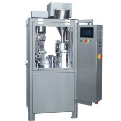 Pó de farmacêutica Disco Gelatina pequena cápsula automática máquina de enchimento (NJP-800)