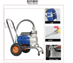 최상 중국 990 격막 펌프 전기 답답한 페인트 스프레이어