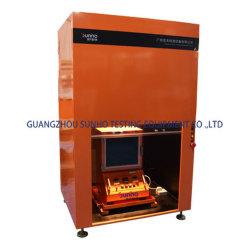 ISO3795 de universele Elektro Automatische Machine van de Test/het Testen van de Weerstand van de Vlam van de Toebehoren van de Auto Binnen