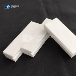 95%Zircão tijolos resistentes ao desgaste como Material Anti-Pollution