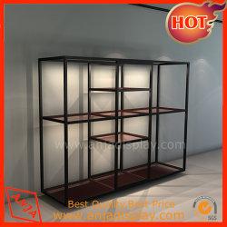 O metal/madeira/suporte de monitor de acrílico para vestuário / Calçados / Jóias/Ver/Lojas de óculos de sol/Cosméticos/loja de varejo/Shopping Center