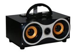 Nuevo diseño de altavoces portátiles de gran potencia Karaoke Player con micrófono inalámbrico para la fiesta o boda