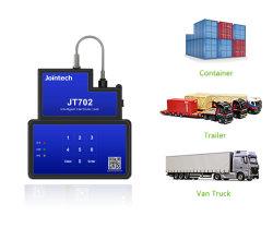 Het Hangslot van de afstandsbediening, GPS het Volgende Slot van de Container, Op zwaar werk berekend Hangslot