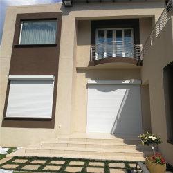 Aluminio eléctrico huracán el obturador de la puerta de la ventana de tifón persianas