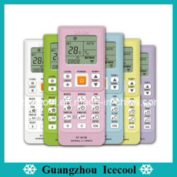 Bunte 4000 in 1 Universal-Wechselstrom FernsteuerungsKt- 9018e für Klimaanlage