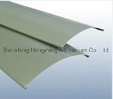 Rivestimento di alluminio della polvere del Lat di veneziana di profilo della stecca di alluminio della feritoia
