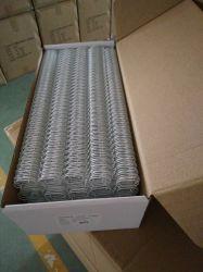 حلقات معدنية مزدوجة ربط الطباعة تغليف البلاستيك دفاتر ملاحظات التقويم ملف السلك-O