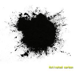 Hochwertiges Aktiviertes Schwarzes Carbon Black Pulver