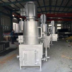 Dieselöl-Tierverbrennung-Verbrennungsofen-Haustier-Karkasse-Einäscherung-Behandlung-Maschinen-Geflügel-Abfallbeseitigung-brennender Ofen