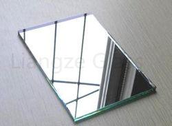5mm kundenspezifisches Aluminium-/wasserdichtes Silber/Kupfer und bleifreier Spiegel für Badezimmer