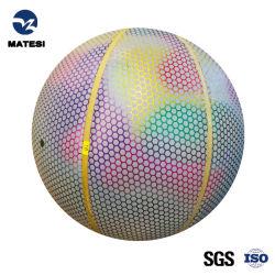 Kundenspezifischer aufblasbarer im Freienkind-Basketball des Beamt-Size3/5/7 für Verkauf