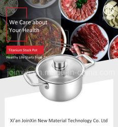 Титановый корпус из алюминия из нержавеющей стали для приготовления пищи горячим запаса мини мало нагнетательного цилиндра